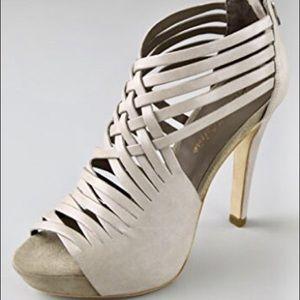 Pour La Victoire strappy heel